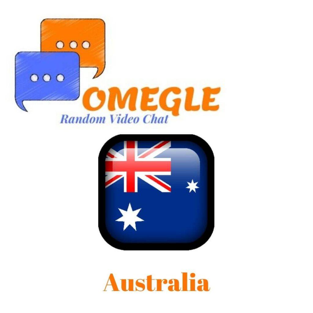 Australia Omegle random video chat