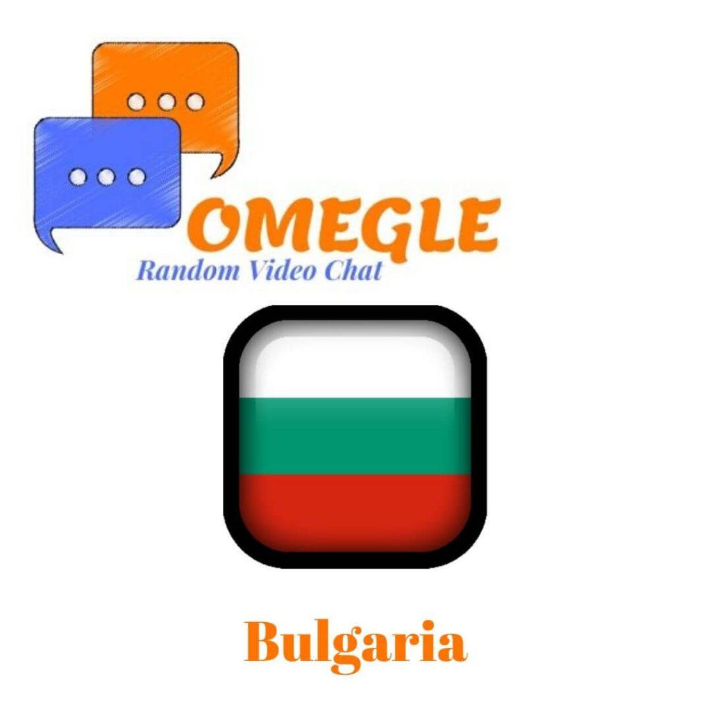 Bulgaria Omegle random video chat