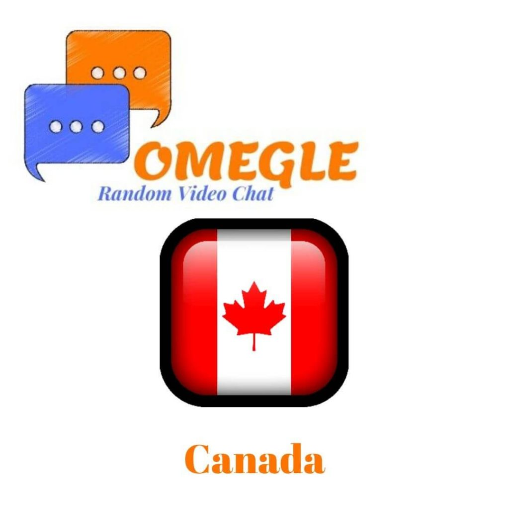 Canada Omegle random video chat