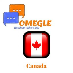 Canada Omegle random video chat