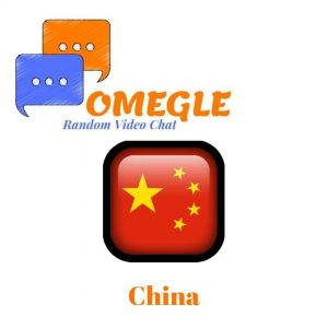 China Omegle random video chat