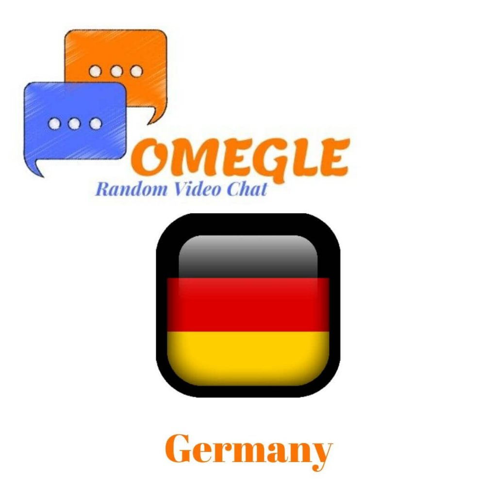 Germany Omegle random video chat