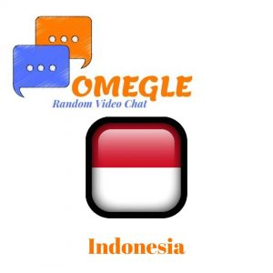 Indonesia Omegle random video chat