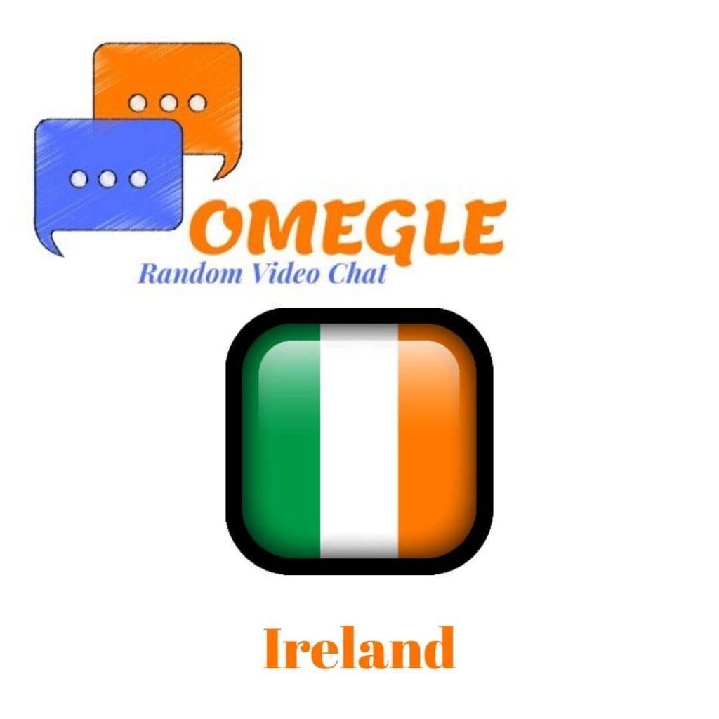 Ireland Omegle random video chat