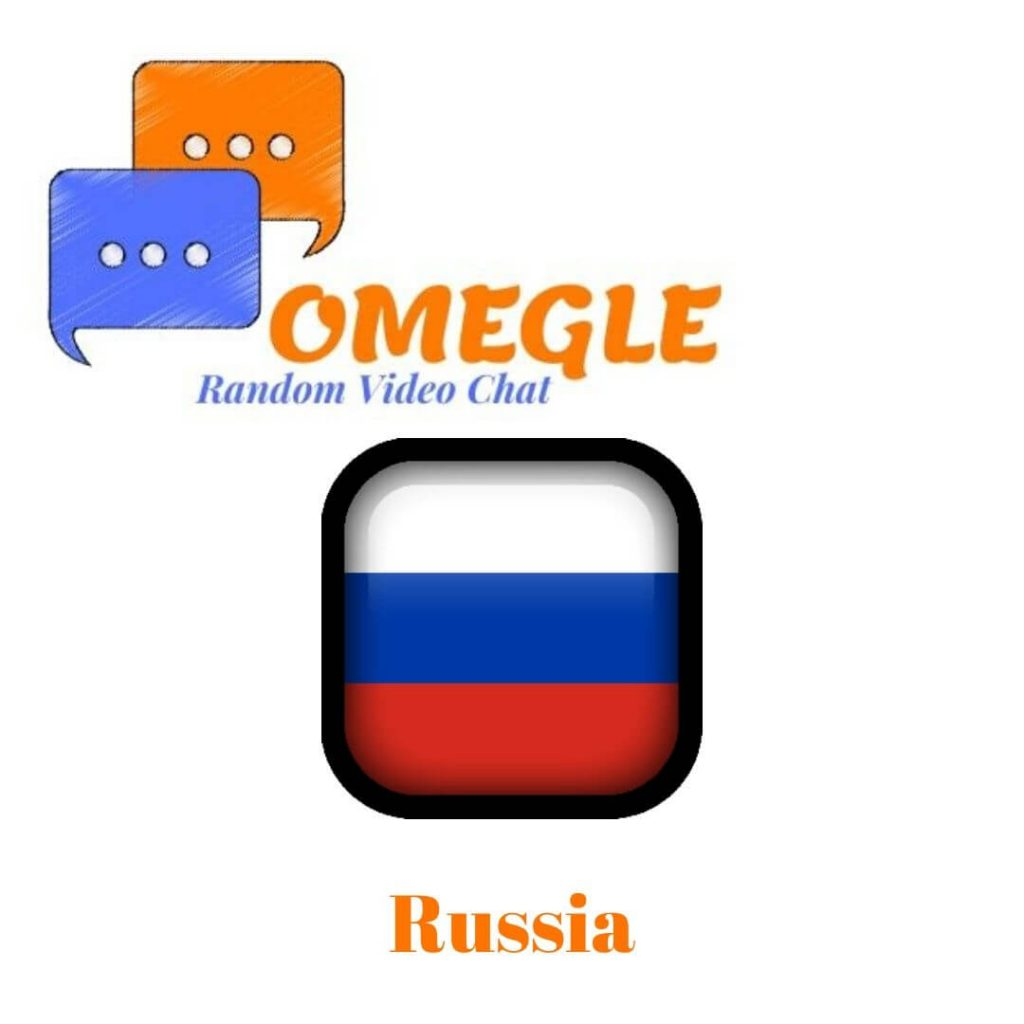 Russia Omegle random video chat