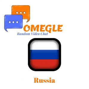 Russia Omegle random video chat